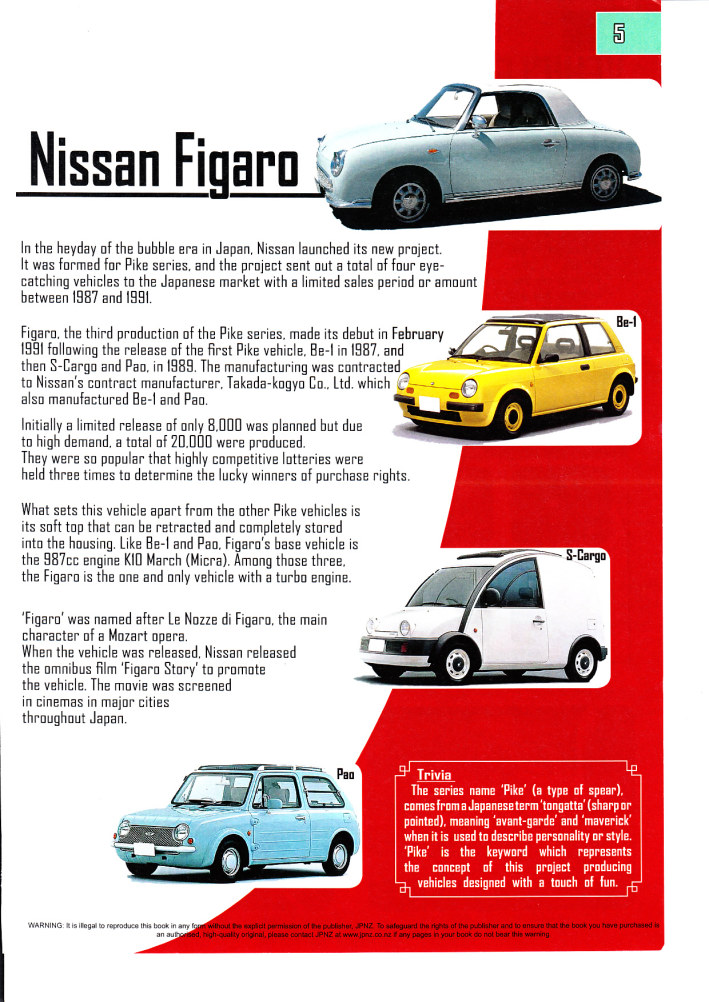 jpnz nissan figaro workshop manual - jpnz nissan figaro workshop, Wiring diagram