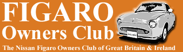 Figaro Owners Club Logo