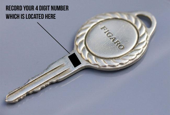 Image of keycode
