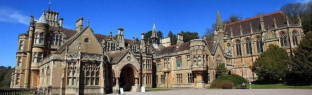 Tyntesfield Classic Car Show 2016