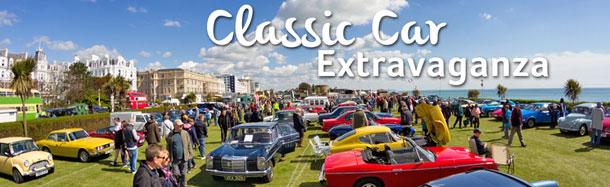 Eastbourne's Magnificent Motors 2017