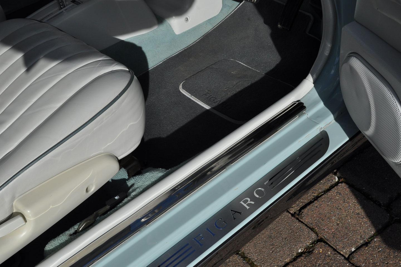 Door Sill Tread Plates Figaro Owners Club Nissan Fuse Box Image Of Treadplate1 1440x958