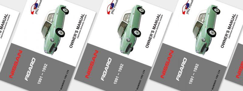 Handbooks/Manuals/Leaflets - Figaro Owners Club